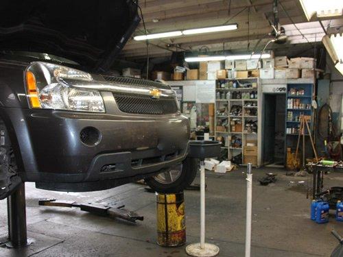 Ed Little Auto Service Culver City CA